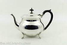 Antique English Silver Plated Teapot (Yeoman of England c1920)