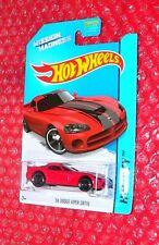 Hot Wheels '06 Dodge Viper SRT10 Mission Madness #2/4 BFV68-090B0J HUNT
