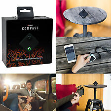 Drift Compass 1080p Full HD Wearable Go Car Motorcycle Ski Sport Action Camera