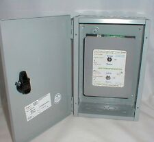 Coleman Air ITS-240 Inverter, Grid, Generator Transfer switch 240,120 volt