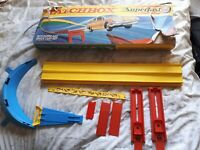 Vintage Matchbox Superfast SF-3 Curve And Space Leap Set Incomplete Spares