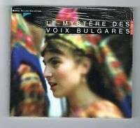 ♫ - LE MYSTÈRE DES VOIX BULGARES - VOL. 4 - CD 20 TITRES - 1998 - NEU NEW - ♫