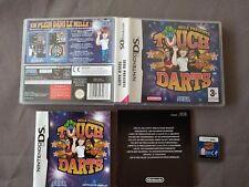 TOUCH DARTS pour Nintendo DS Sega