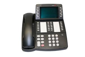 Fully Refurbished Avaya Merlin Magix 4424LD+ Large Display Phone (Black)