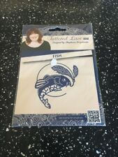 Tattered Lace Fish Die
