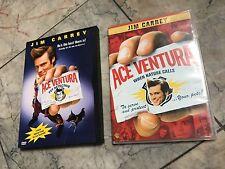 ACE VENTURA PET DETECTIVE & WHEN NATURE CALLS, DVD, 2-DISC SET