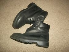 Timberland Black Leather Boots Toddler Boys Sz. 13 / Just Reduced
