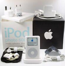 Apple iPod Classic PHOTO 4th Generation 60gb in Original Box Complete ★★★★★