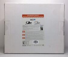Nintendo Wii U 32 GB Console Complete w/ Nintendo Land Official Refurbished