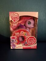 "My Little Pony 2009 Twice As Fancy Ponies ""Star Song"" with DVD G3.5"