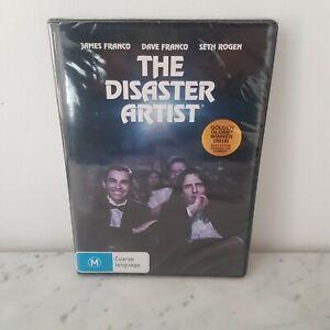 The Disaster Artist | New & Sealed DVD Region 4 | James Franko, Seth Rogen