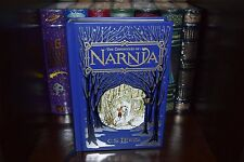 The Chronicles Of Narnia - Barnes and Noble Classic Leather Bound Edition