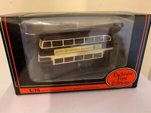 EFE 1/76 Scale 15901 Leyland PD1 Leicester City Co-op Shopping Diecast Model Bus