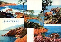 LES ROCHERS DE L'ESTEREL - la Côte d'Azur - Couleurs et lumière de FRANCE