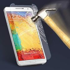 9H Tempered Glass FULL COVERAGE Curved Screen Protector For Samsung Note 3