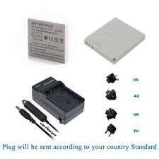 Battery OR Charger For Canon PowerShot ELPH SD400 SD600 SD750 SD780 SD1400IS