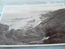Carnelian Bay USA or Yorkshire UK?    REAL PHOTO  POSTCARD VINTAGE  GOOD COND