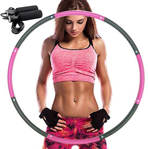 REDSEASONS Exercise Hoop for Adults,Lose Weight Fast by Fun Way to Workout,Easy