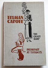 Truman Capote THE GRASS HARP. BREAKFAST AT TIFFANY'S - English book, Russia 1974