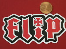 Skateboards H K D  Red Sticker / Decal w 114