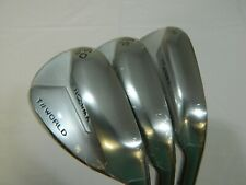 New Honma T/World W4 Wedge set 52.09 AW 56.08 SW 60.08 LW Wedges Gap Sand Lob