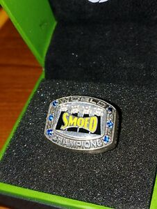 California All-stars Smoed Cheerleading 4-peat Ring (Rare)