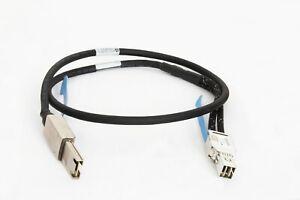 HP externes 1m SAS-Kabel // SFF-8088 -- SFF-8644 // HPE 717428-001, 716190-B21