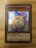 Dark Magician Girl Orica ENGLISH Super Rare Yugioh Custom