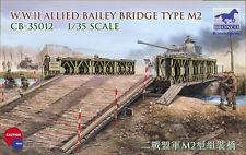 BRONCO CB35012 1/35 WWII Allied Bailey Bridge Type M2