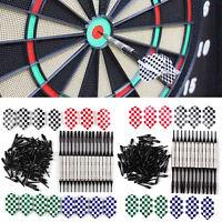 Popular Plastic Needle Tip Dart Darts With Nice Flight Flights +100 Spare Tips