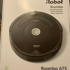 🔥 NEW UNOPENED iRobot Roomba 675 Wi-Fi Connected Self-Charging Robot Vacuum 🔥