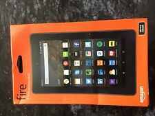 """Amazon Kindle Fire (5th Generation) 7"""" 8GB Wi-Fi Tablet SV98LN, barely used!"""