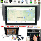 "10.1"" Car Stereo 2 32G MP5 Player Kit For Nissan Sentra Radio GPS WIFI 3G 4G DAB"