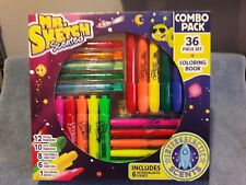 37ct Mr. Sketch Scented Combo Pack New