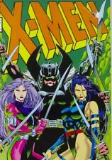 Marvel Comics X-Men #31 Soul Possessions 1994 The Butterfly and the Hawk part 1