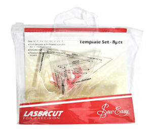 Sew Easy Mini Right Angle Template Set NL4152