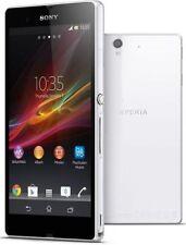 Teléfonos móviles libres blancos Sony