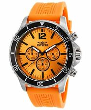 Invicta Men's 'Pro Diver' Quartz Stainless Steel and Polyurethane Watch 24390