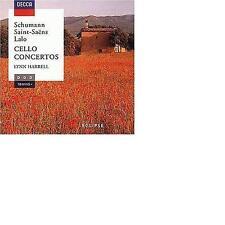 Schumann, Saint-Saens, Lalo: Cello Concertos Lynn Harrell NUOVO
