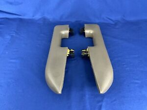 1999-2003 Ford F150 Left Right Door Arm Rest Handle Door Pull Armrest Gray Grey