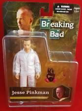 Breaking Bad Jessie Pinkman Figura de traje de protección contra materiales peligrosos Mezco 75351 Blanco