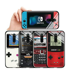 Cover For Redmi Note 8T 8 Pro 8A Nokia Phone Gamepad Switch Tempered Glass Case