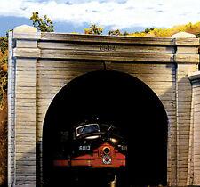 Chooch Enterprises N Scale Double Track Concrete Tunnel Portal 2-Pack