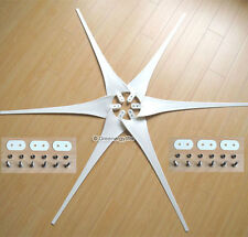 "6x62""Wind Turbine Generator Blades Fit Apollo PMA Magnet Alternator AMETEK"