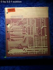 Sony Technical Theory ICF 7600DA PLL Synthesizer Receiver  (#3931)