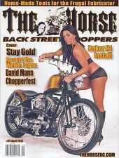 THE HORSE BACKSTREET CHOPPERS No.97 (New Copy) *Free Post To USA,Canada,EU