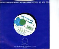 The Popguns - Still A World Away - 1 Sided Ltd Edition 7 Inch Vinyl Record NEW