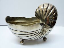 Antique Collector's Item 19C English Victorian Spoon Warmer SilverPlated L14.5cm