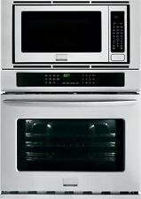 """New listing  Frigidaire Fgmc3065Pf Gallery 30"""" Stainless Steel Electric Combination Wall Oven"""