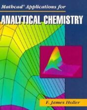 Mathcad Applications for Analytical Chemistry by Douglas A. Skoog (paperback)
